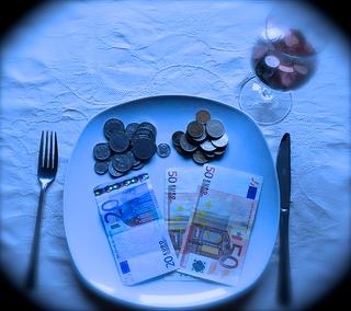 dinero comer